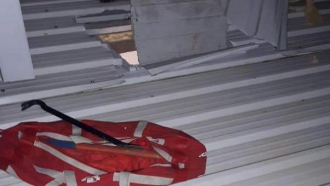 Detenidos siete investigados por tentativa de robo en una juguetería