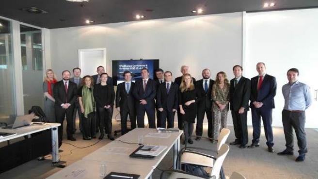 Encuentro del comité directivo de WindEurope