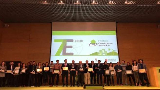 Premios a la construcción sostenible.