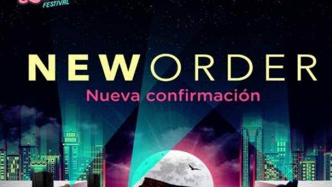 New Order, confirmats per al Low
