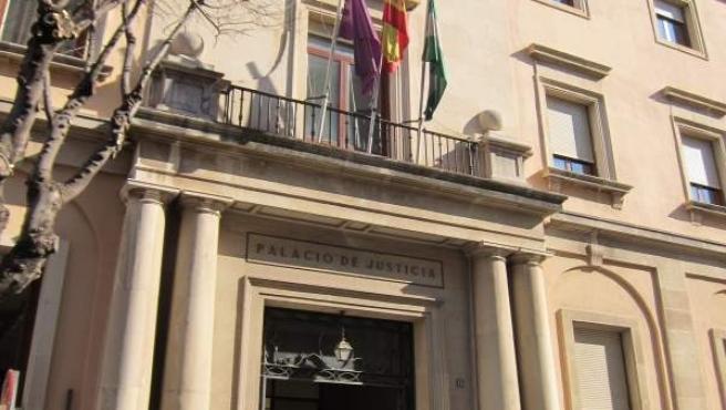 Audiencia Provincial de Jaén, donde ha sido juzgado el acusado