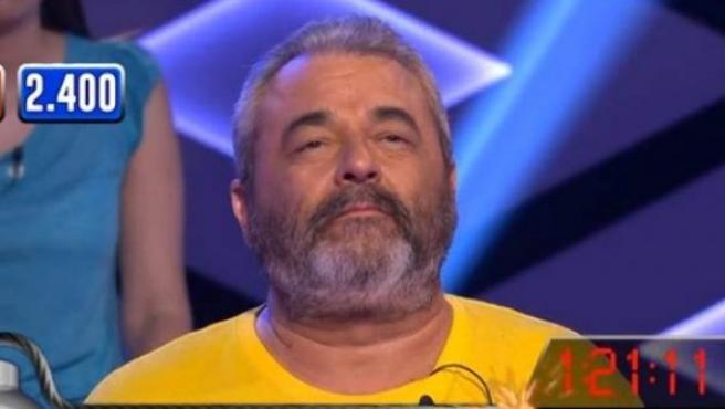 José Pinto en el programa 'Boom' de Antena 3.