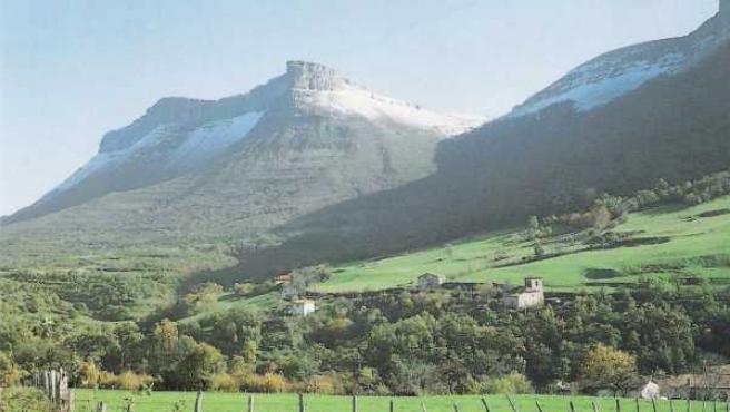 Valle de Mena.