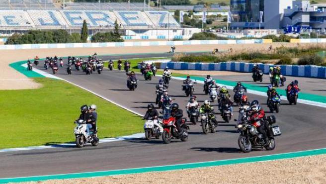 Jornada de puertas abiertas en el Circuito de Jerez
