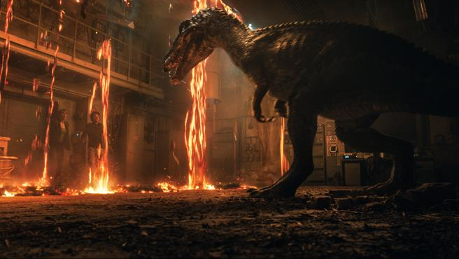En 'Jurassic World 3' no habrá guerra entre dinosaurios y humanos