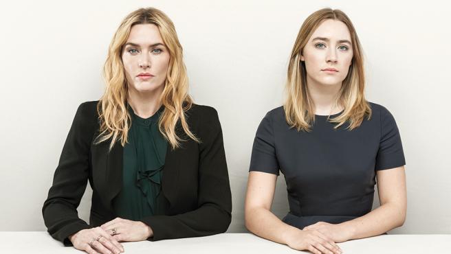 Amor jurásico entre Kate Winslet y Saoirse Ronan en la película 'Ammonite'
