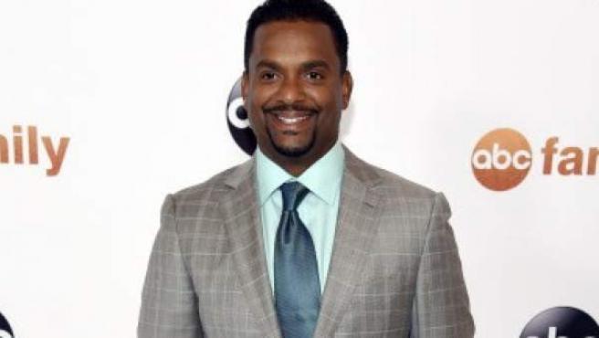 Alfonso Ribeiro, el actor conocido por su papel de Carlton Banks en 'El Príncipe de Bel-Air'.