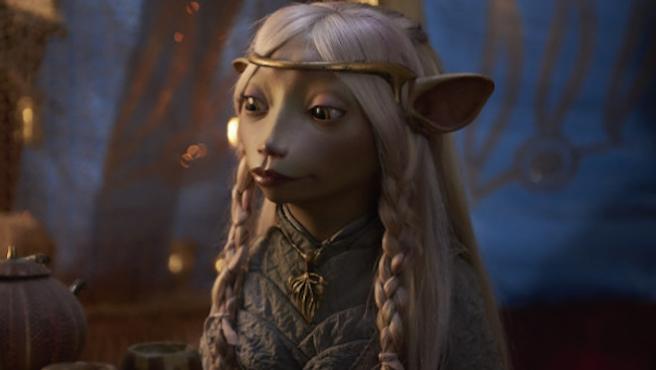 Primeras fotos y reparto en VO de 'Cristal Oscuro', las marionetas tenebrosas de Netflix