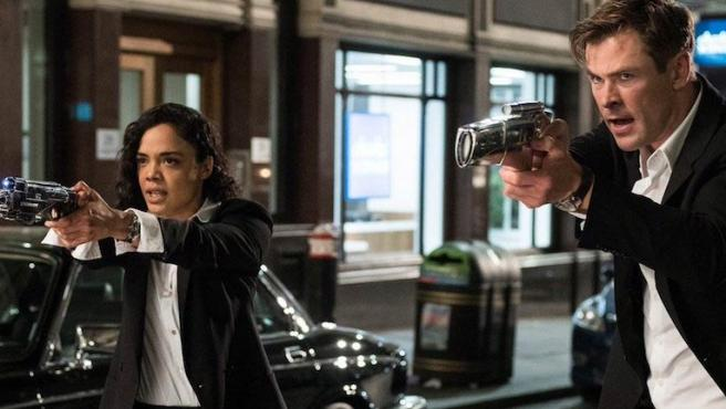 Ponte las gafas: primer tráiler de 'Men in Black International'