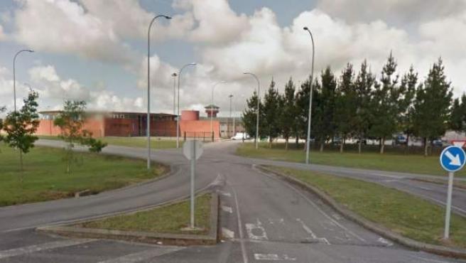 Imagen de la prisión de Teixeiro, en A Coruña.