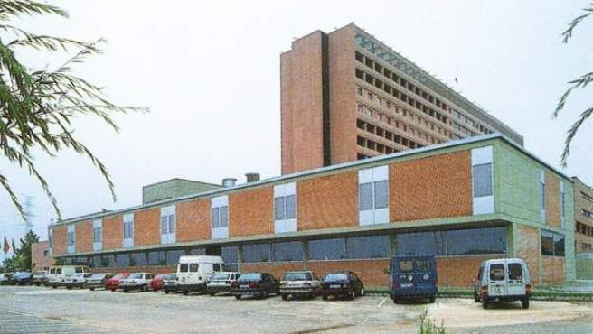 El Hospital Penitenciario de Terrassa, donde han estado los presos.