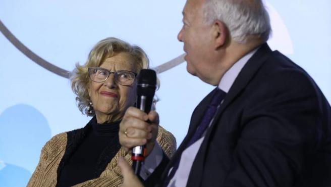 Manuela Carmena.