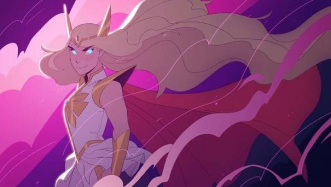 'She-ra y las princesas del poder', una nueva versión de la clásica serie de los 80 se estrenó en Netflix en noviembre de 2018.