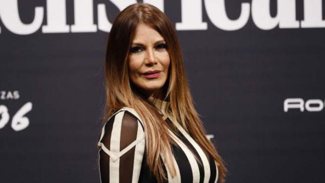 La presentadora Ivonne Reyes, en una imagen del pasado mes de noviembre.