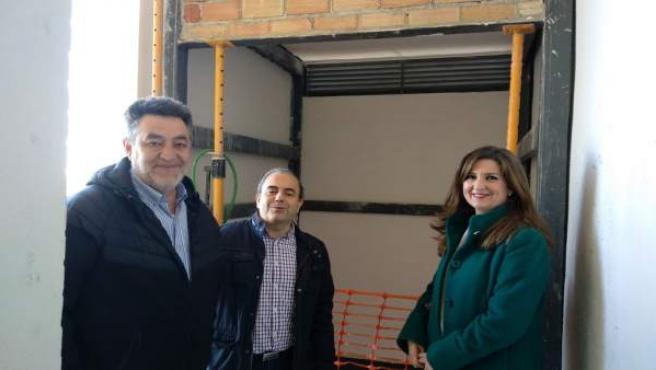 Delegada de Educación en Jaén, Yolanda Caballero