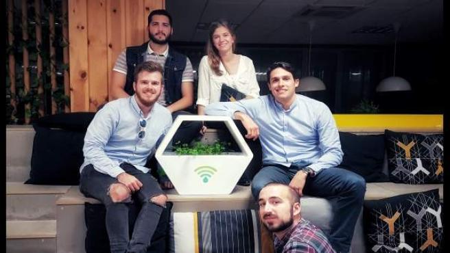 El equipo de TerraKit