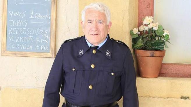 Imagen del actor Cesáreo Estébanez.