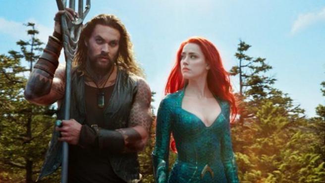 'Aquaman' supera a 'Escuadrón Suicida' y ya está en el Top 3 taquillero de DC
