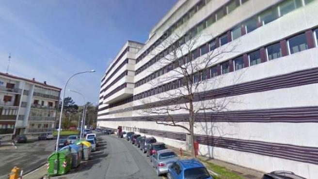 Imagen del hospital Donostia de San Sebastián.