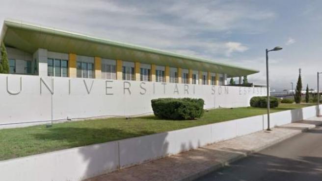 Imagen del hospital Son Espases de Palma de Mallorca.