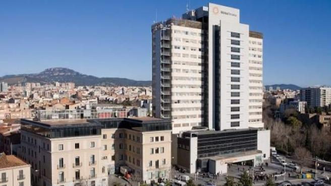 Hospital Mútua de Terrassa.