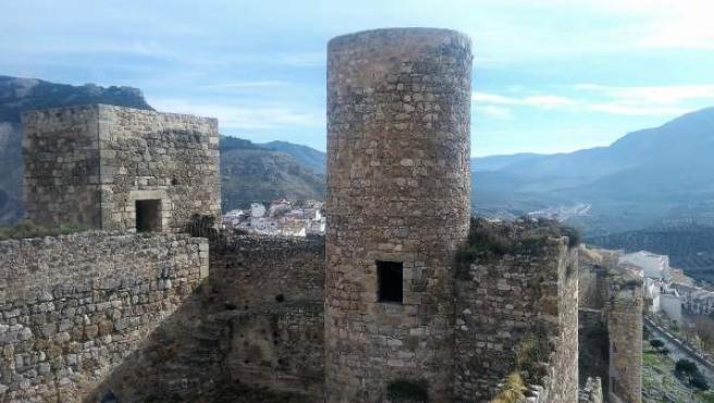Castillo de La Guardia de Jaén.