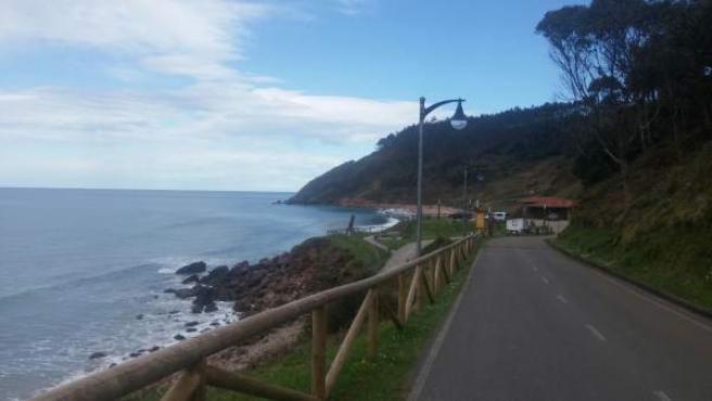Costa asturiana, en turismo.