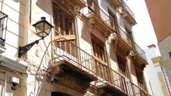 Calle Biedmas Málaga capital