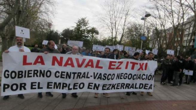 Concentración La Naval (archivo)