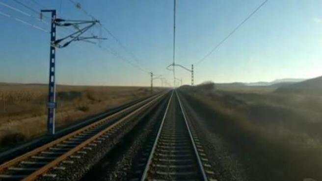 La imagen de 'El Viaje' que se ve durante cuatro horas en Aragón TV.