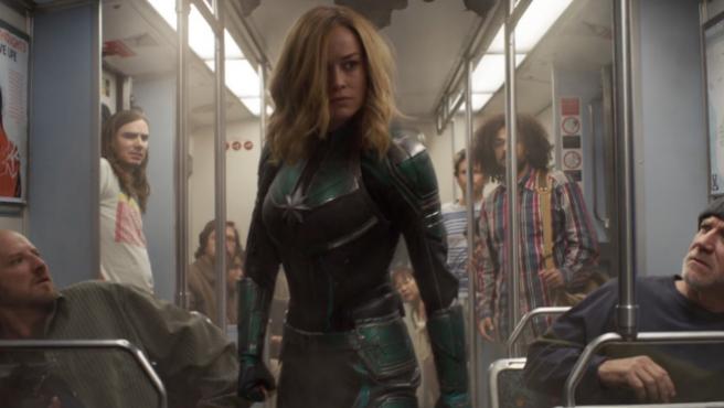 Apunta en la agenda: el 7 de enero tendremos más imágenes de 'Capitana Marvel'