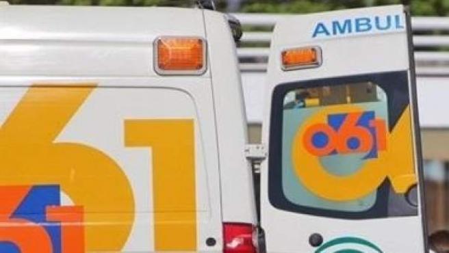 Ambulancia en Andalucía