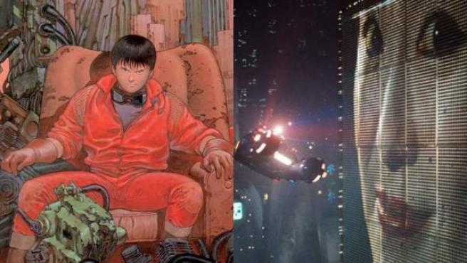 'Akira' y 'Blade Runner', dos títulos emblemáticos de la ciencia-ficción