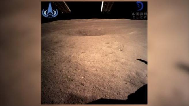 China hace historia con la sonda Chang'e 4 en la cara oculta de la Luna.
