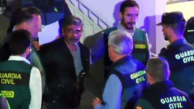 Bernardo Montoya, asesino de Laura Luelmo.
