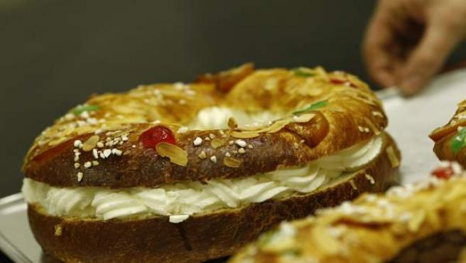 Roscón, Roscones de Reyes