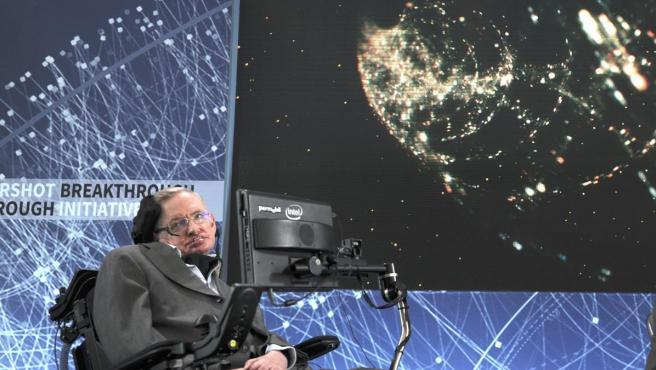 Stephen Hawking, que padecía ELA, en una imagen de 2016.