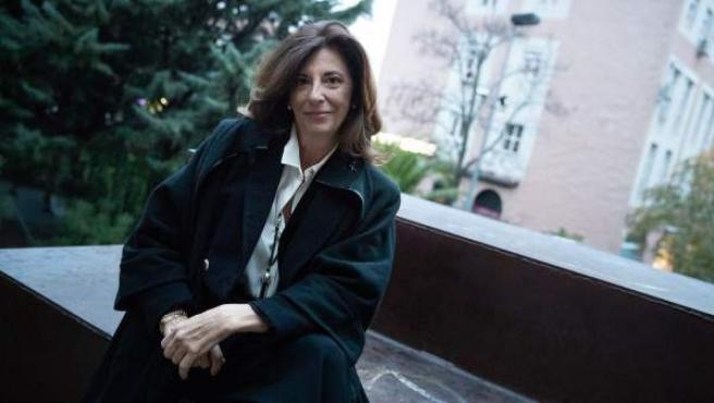 Lucía del Prado, presidenta de la Fundación Filia de Amparo al Menor y autora del libro 'Yo no puedo ser dos. Los padres se divorcian, los hijos no'.