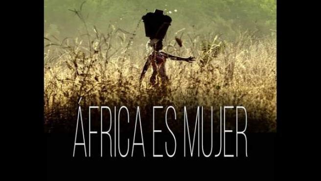Presentación de la exposición 'África es mujer' en Canal Sur Sevilla