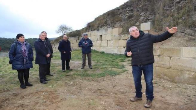 El yacimiento alavés de Iruña-Veleia