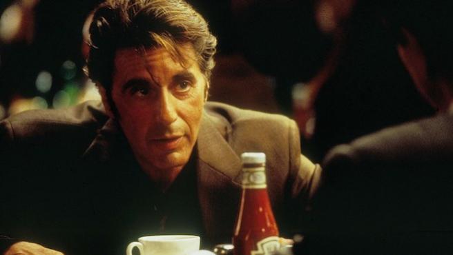 Al Pacino quiso rodar la película de 'House of Cards'