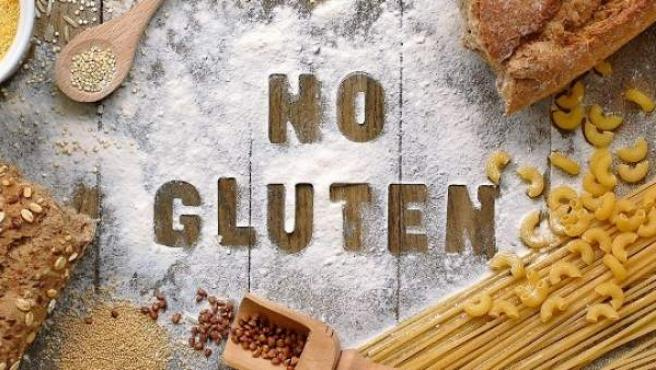 Menús sin gluten.