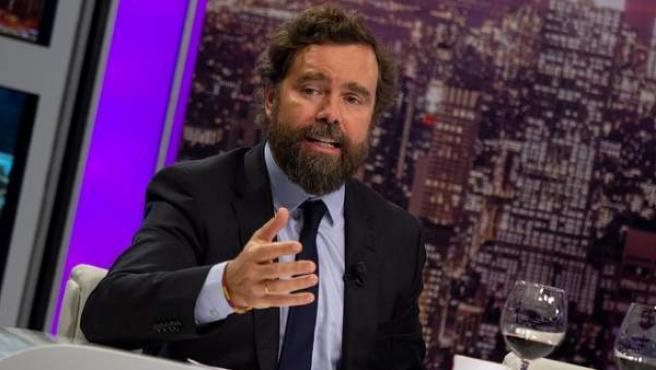 Iván Espinosa de los Monteros, vicesecretario de Relaciones Internacionales de Vox.