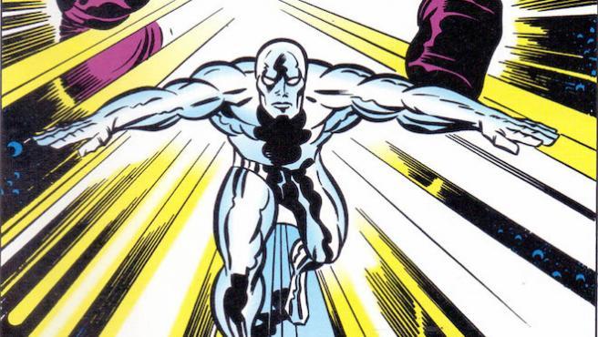 ¿Prepara ya Marvel la película de Silver Surfer?