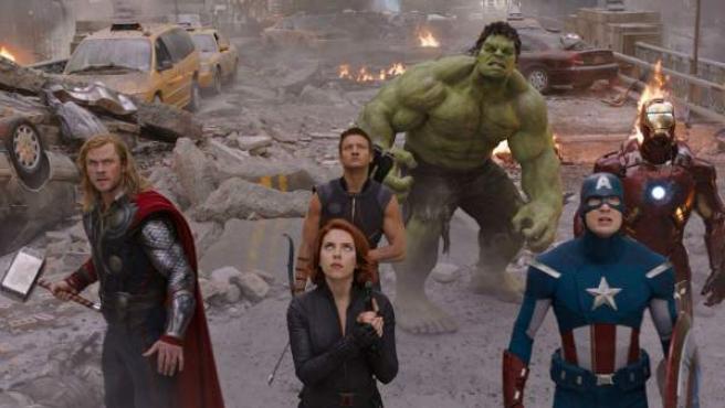 'Los Vengadores' no solo es una de las películas más taquilleras (recaudó 1.518 millones de dólares en todo el mundo), sino también una de las mejores de este género (104,016%).