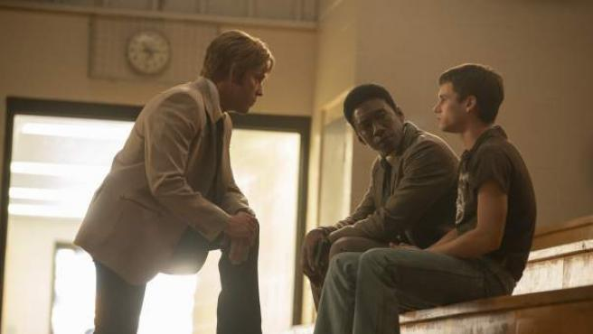 Escena de la tercera temporada de 'True Detective'.