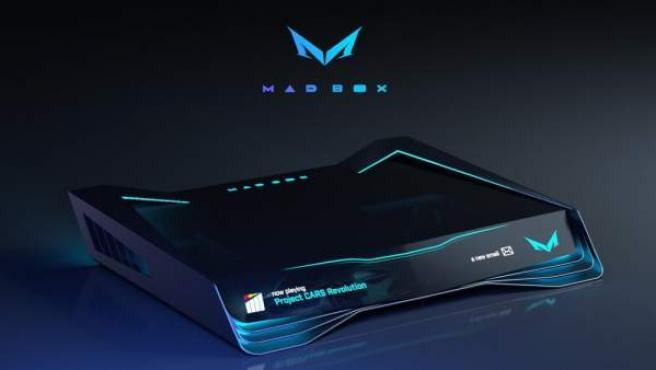 Diseño de la nueva consola, Mad Box.