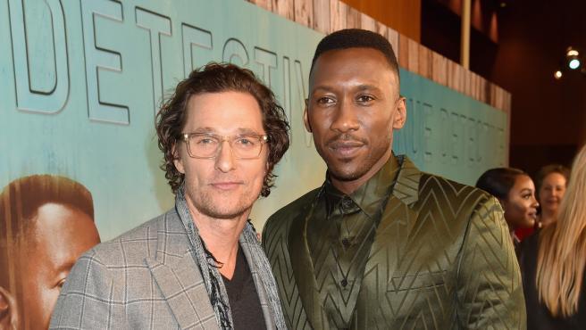 'True Detective': Matthew McConaughey da el relevo a Mahershala Ali