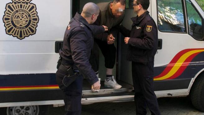 El hombre de 50 años detenido el pasado sábado como presunto autor de la muerte en Fuengirola (Málaga) de su expareja, una mujer de 47 años.