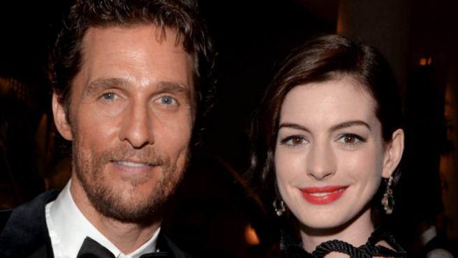 Vídeo del día: Anne Hathaway ES Matthew McConaughey